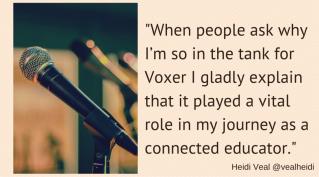 1 Voxer Quote