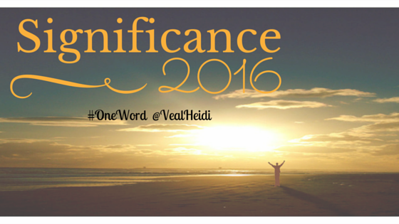 #OneWord fo